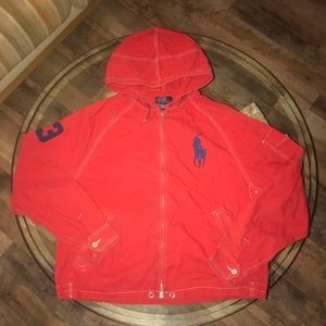 Polo by Ralph Lauren Swimwear Packable Jacket